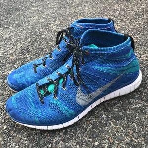 Nike Free Flynit Chukka